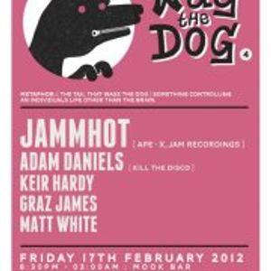 Jammhot - Wag The Dogg Podcast 006