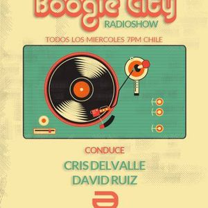 Boogie City - Podcast 08-04-15