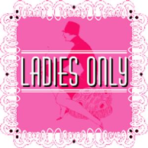 PANTHER RADIO 005 - LADIES ONLY!!!!! - DJ PINK PANTHER
