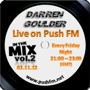 Darren Goulder on Push FM 02.11.12
