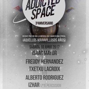 ADDICTED SPACE 10-6-17-ISAAC MAYOR-B2B-FREDDY HERNANDEZ (part 1)