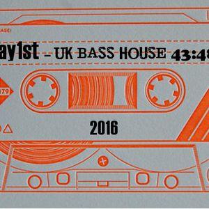 Ray1st - UK Bass House Mix