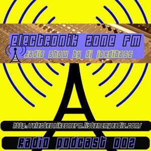 Electronik zone Fm Show 6/4/14 @ Dj Jordibass techno house remember set