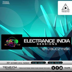 Stu Buczynski Electrance India Sessions 30th October 2012
