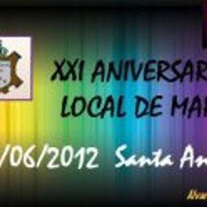 SESION XXI ANIVERSARIO LOCAL DE MAR