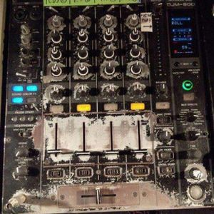 Hand mixed Breakbeat mix tape 1997