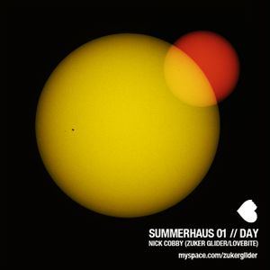 Summerhaus (July 09) - mixed by Nick Cobby