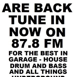 Dan Gee & Ronson LIVE Impact 87.8fm - Fri 27th April 2012.