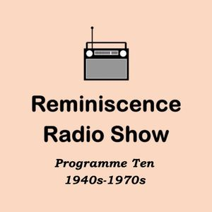 Show 10: Full programme, 1940s-1970s