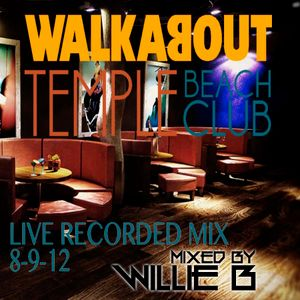 Live recorded @walkabouttemple 8th Sep 2012