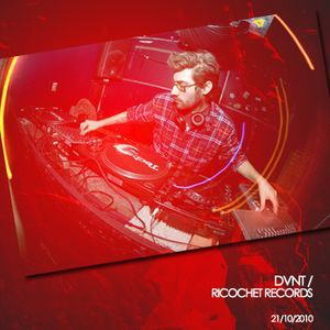 DVNT - Live at Ricochet Records 21.10.2010 (warmup)