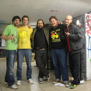 Mundanos en Casa Fora do Eixo - Sao Paulo, Brasil - Sept. 2011