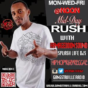 Midday Rush Free Style Mix