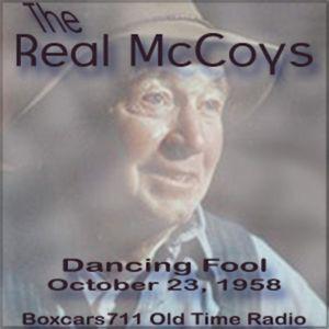The Real McCoys - Dancing Fool (10-23-58)