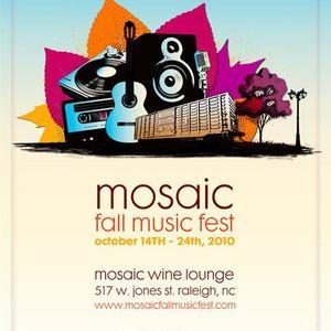 Mosaic Fall Music Fest 2010