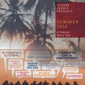 Isidore Genois Presents Summer 2018