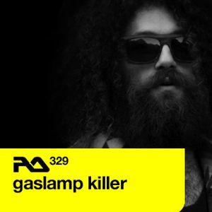 The Gaslamp Killer (Brainfeeder, Low End Theory) @ Resident Advisor Podcast 329 (17.09.2012)