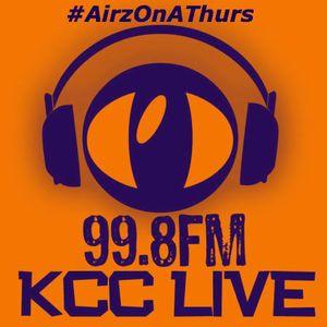 AirzOnAThurs - Thursday 25th October 2012 - 99.8FM KCC Live (Halloween Special)
