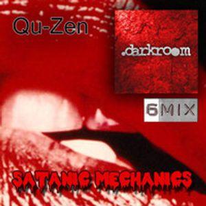 Qu-Zen .darkroom - Redrum 6MIX - SATANIC MECHANICS