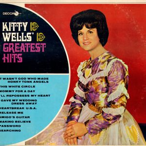 Rodeo Country Pioneer Six Pack ~ Kitty Wells