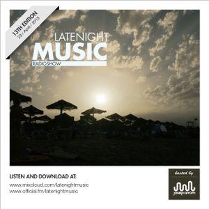 LATE NIGHT MUSIC - 13 ED -