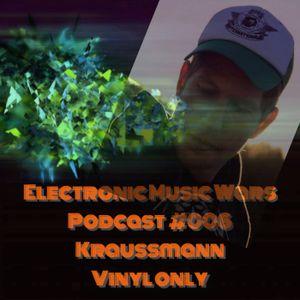 EMW Podcast #006 - Kraussmann - Vinyl only