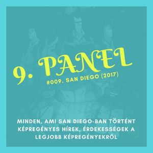 9. Panel 009. San Diego (2017.)