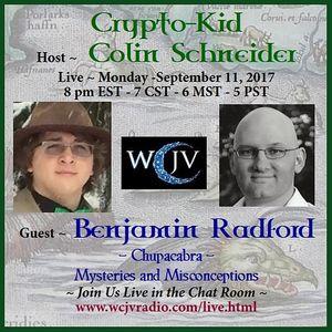 Crypto - Kid with Host Colin Schneider_20170911_Benjamin Radford
