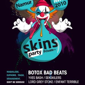 Mix Mania: Skins Party (Guest: BotoxBadBeats)