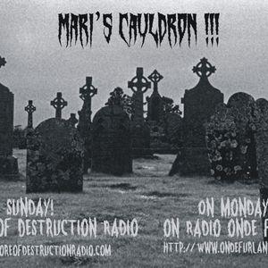 Mari's Cauldron -CoDR- Old School Italian Heaviness - August 7th 2013