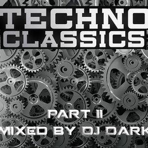 DJ Dark Techno Classics Part 2