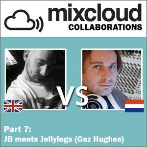Mixcloud Collaborations Part 7: JB meets Jellylegs (Gaz Hughes)