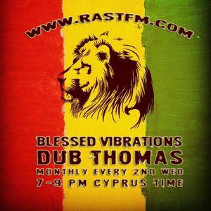 Blessed Vibrations 27 (Dub Thomas & Starlight)
