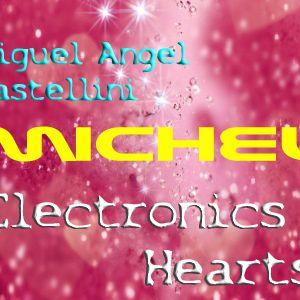 Electronics hearts -012 - Miguel Angel Castellini-Michel