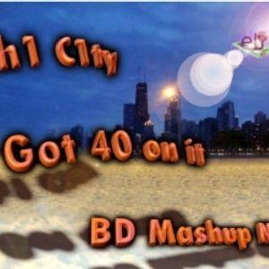 VDJeli Ch1 C1ty ~ Got Top40 On It ~ BD Mashup Mix 2012 3Li