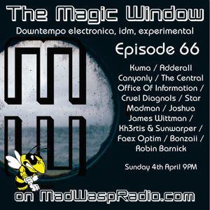 The Magic Window (Episode 66) on madwaspradio.com