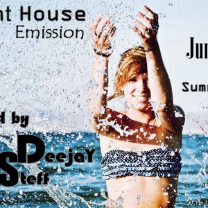 Night House Emission June  vol. 47 Mixed by DeejaY Steff ( House)