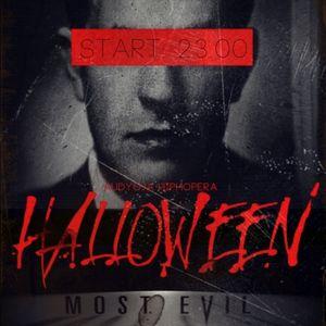"""Audycja HiphOpera 29 października (Halloween Special - Z Polskiego Archiwum)"""""""