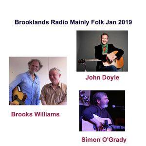 Brooklands Radio Mainly Folk January 2019