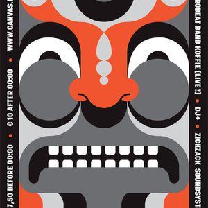 PromoTape :: Canvas op de 7e :: 29/10/2011