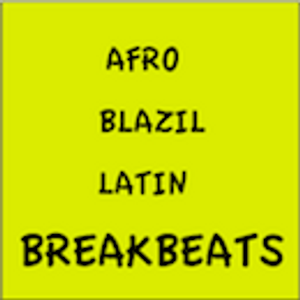 AFRO ~ BRAZIL ~ LATIN・BREAKBEATS