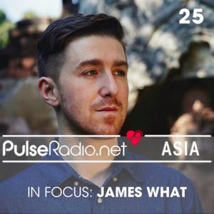 Pulse Radio Asia in Focus: James What