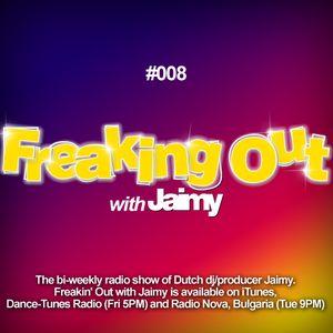 Freakin' Out #008 - 18 September 2009