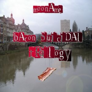 Bacon suicidal trilogy