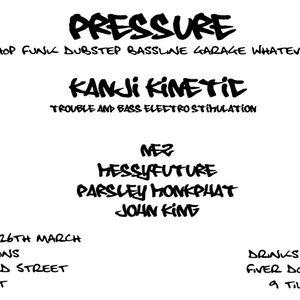 Nez Feelin the Pressure Mix