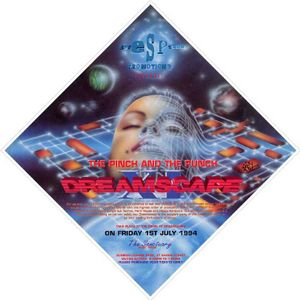 Easygroove & Grooverider Dreamscape XI 11 'The Pinch and the Punch' 1st July 1994
