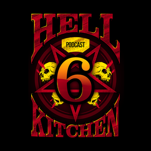 Hell Kitchen Podcast pt.6 (ENG)   1st English Dark Drum & Bass podcast from Russia
