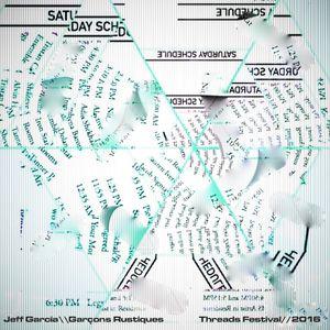 Jeff Garcia\\Garçons Rustiques Threads Mix