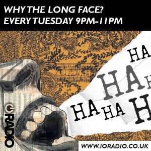 Why the Long Face? with Neale and co on IO Radio 200318
