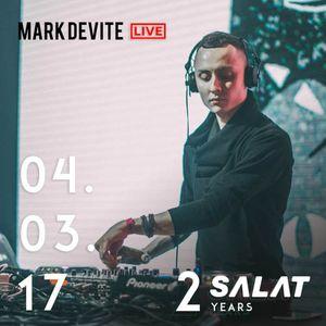 Mark Devite - Live @ SALAT 2 Years 04.03.2017